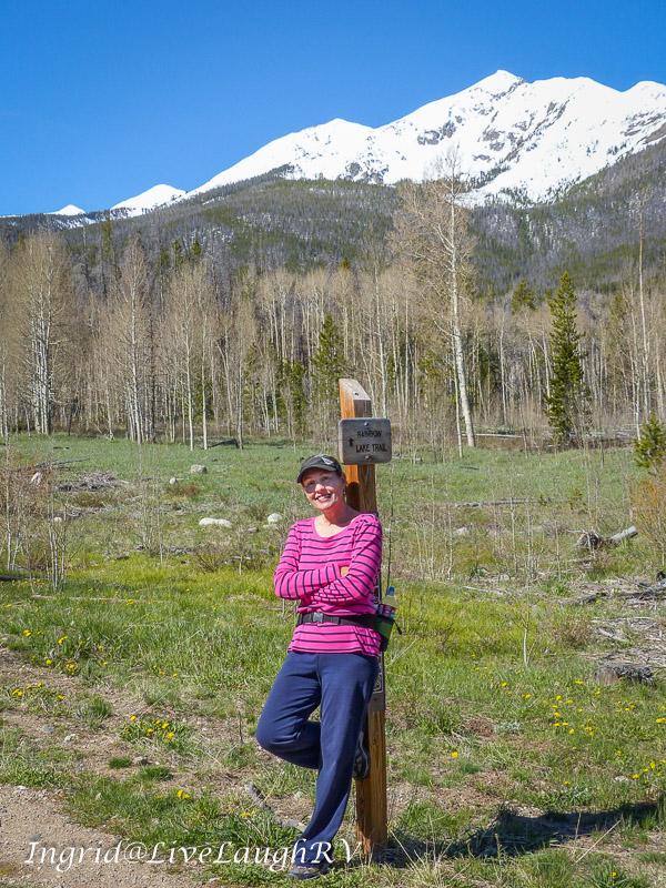 Rainbow Lake Trail, Frisco, Colorado, #hikingColorado, #hikeFrisco