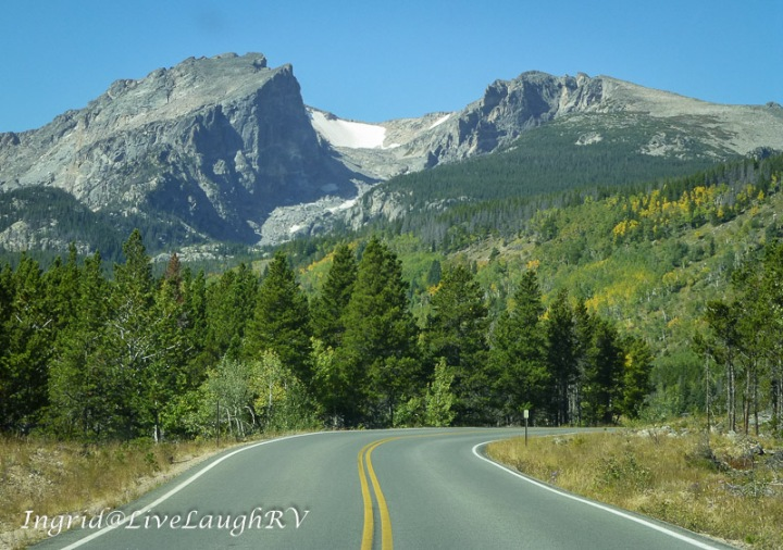 Rocky Mountain National Park road, how to get to, Colorado scenic road, #sightseeing in Colorado