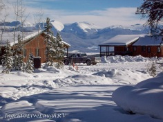 Snow Mountain Ranch, renting a winter cabin in Colorado, #cabininthewoods