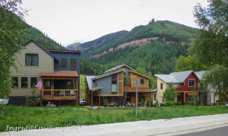 modern homes in Telluride, Colorado, #Colorado architecture