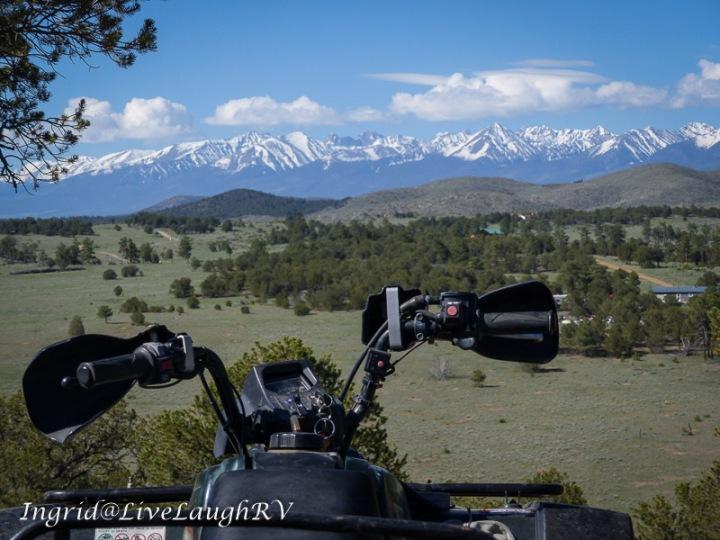 ATV in Colorado,