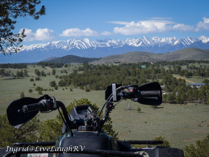 ATV in Colorado,