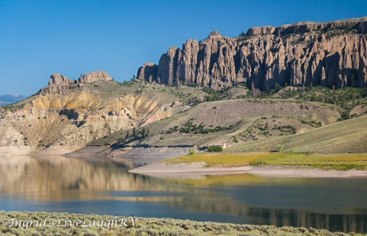 Blue Mesa Reservoir, Gunnison, Colorado