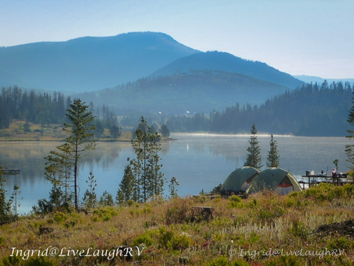 camping Steamboat Springs, Colorado, Steamboat Lake State Park, #visitSteamboat, #campinginColorado