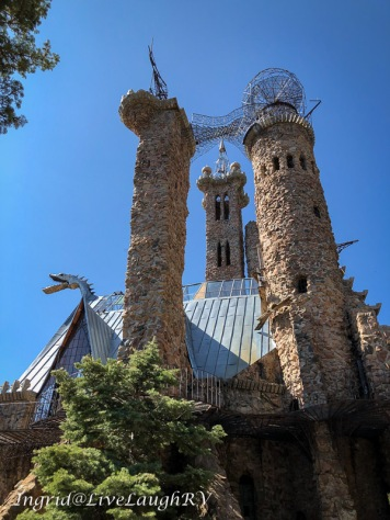 Bishop Castle in Rye, Colorado