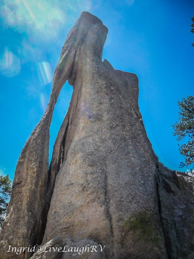 Needles Rock