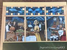 Dhooge' Store Mural