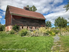 historic barn in Bayfield, WI