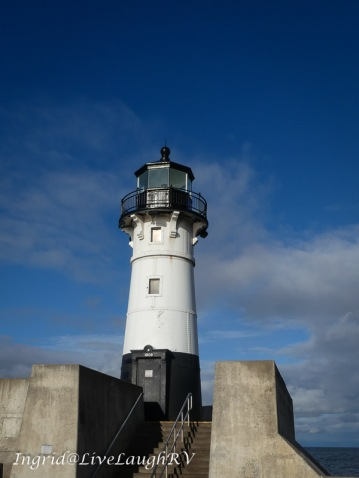 Duluth Harbor Lighthouse
