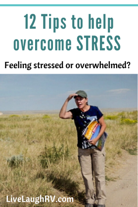 Tips to overcome stress
