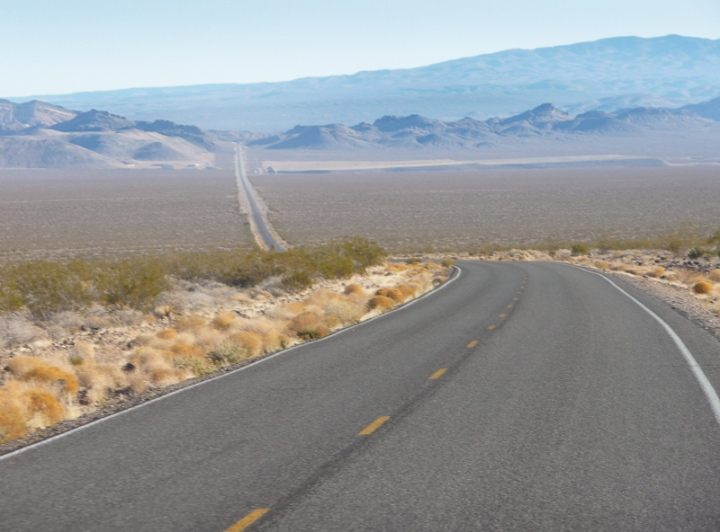 A Land of Extremes – Death Valley